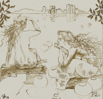 My sketch for Almere StreetArt Festival - Almere - Netherland Organizer Peter Westerink http://www.planetstreetpainting.com/