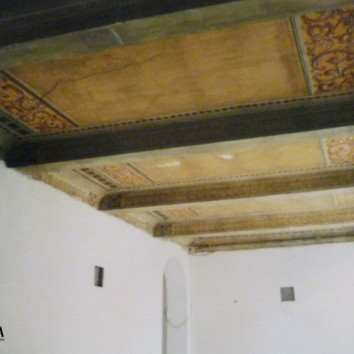 Before restoration.
