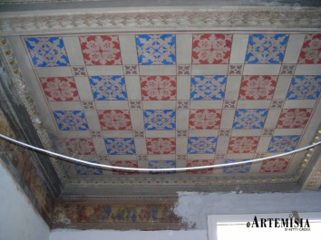 Project with Artemusa di Castignini Stefania Before restoration.