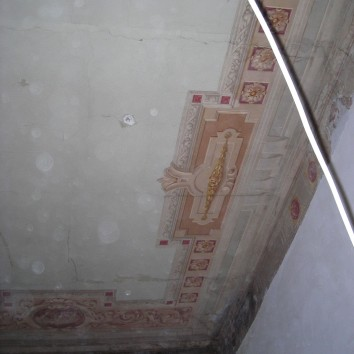 Project with Artemusa di Castignini Stefania Before restoration.