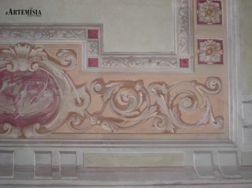 Project with Artemusa di Castignini Stefania. After restoration.