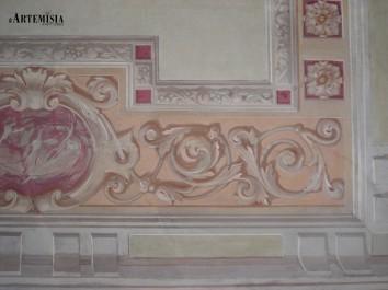 Project with Artemusa di Castignini Stefania. After restoration.
