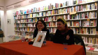 Con Paola Artoni.